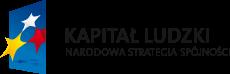 Logo unijnego programu Kapitał Ludzki